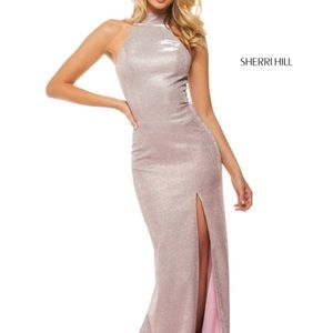 Sherri Hill High Neckline Size 6